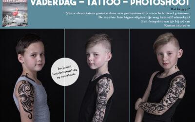 Whoop Designs werkt samen met Sacha Goossens